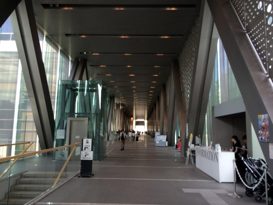 東京都現代美術館オスカーニーマイヤー機関車トーマス_05