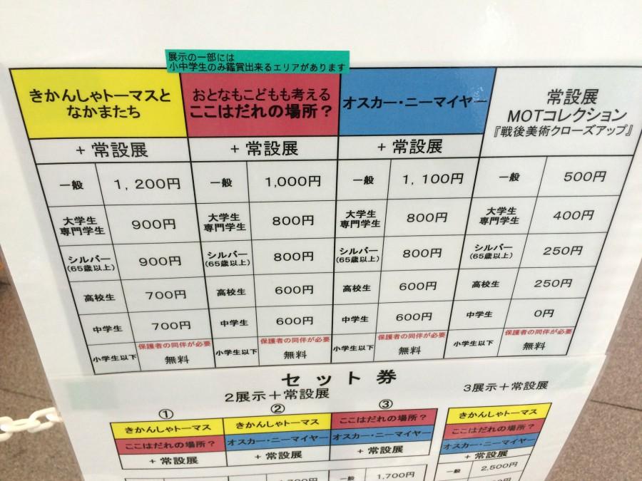 東京都現代美術館オスカーニーマイヤー機関車トーマス_06