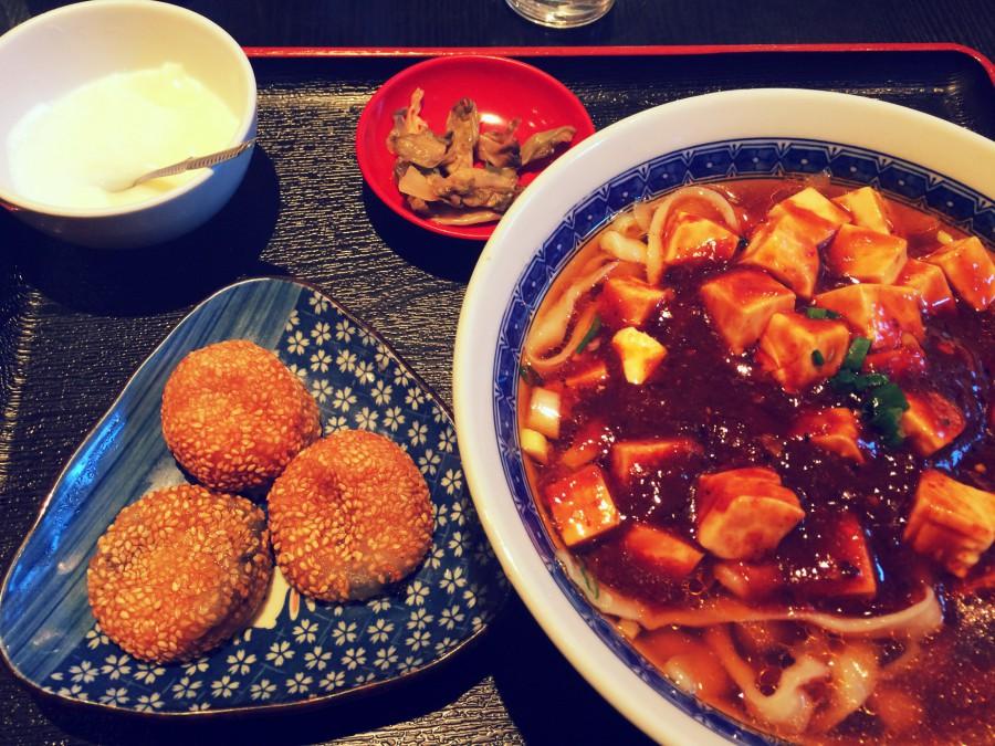 祥龍刀削麺 上野_06