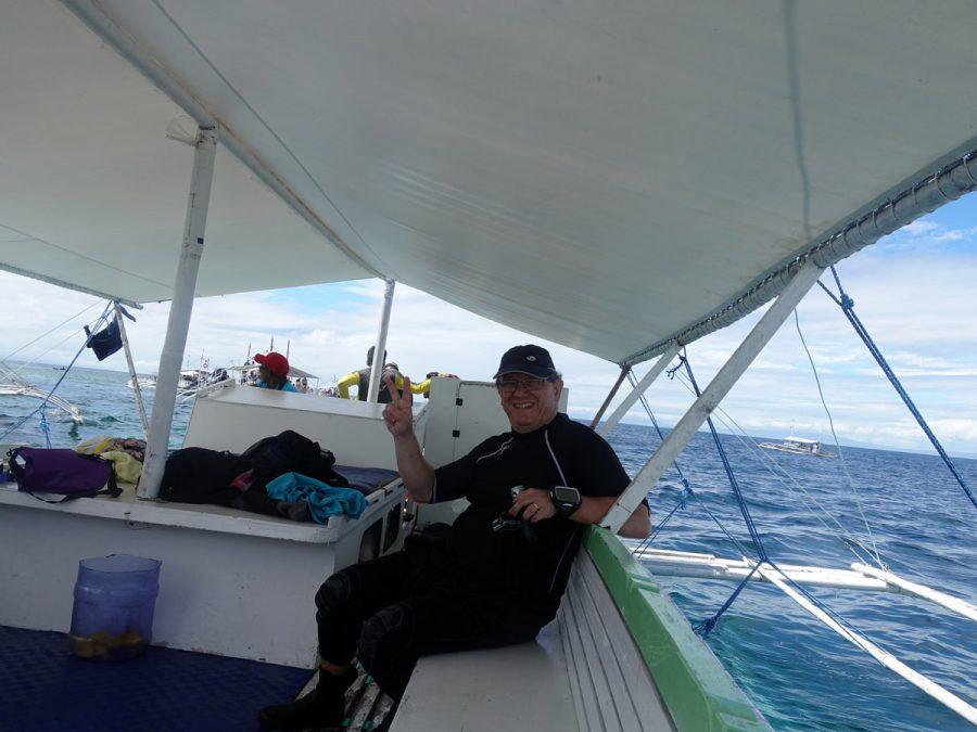 セブ島ダイビングショップ